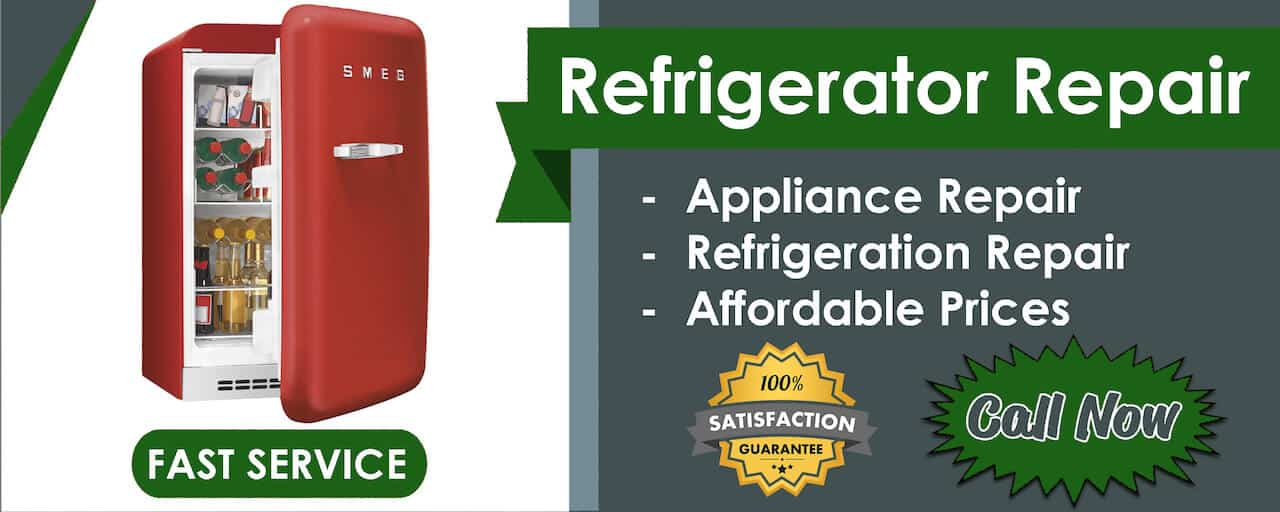 efrigerator repair banner