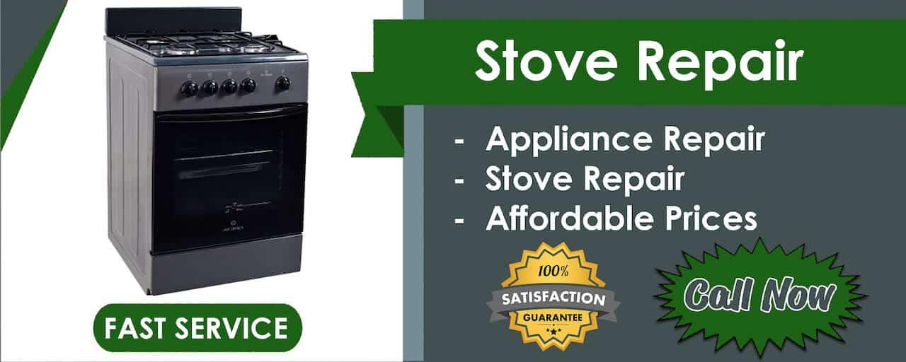 stove repair image